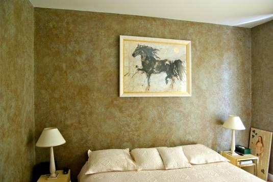 peinture au chiffon deco pictural par fran oise renaud. Black Bedroom Furniture Sets. Home Design Ideas